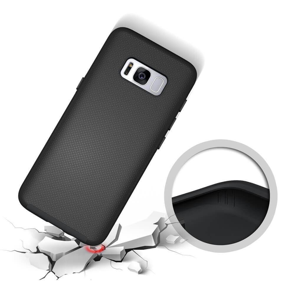 Eiger North Case — хибриден удароустойчив кейс за Samsung Galaxy S8 Plus - 3
