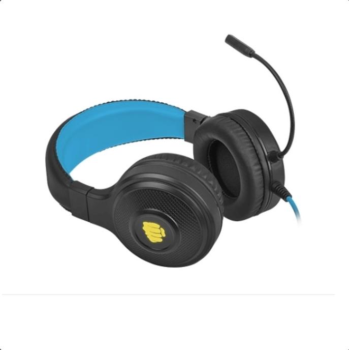 Fury Warhawk RGB — USB гейминг слушалки с микрофон за PC и лаптопи (черен) - 3