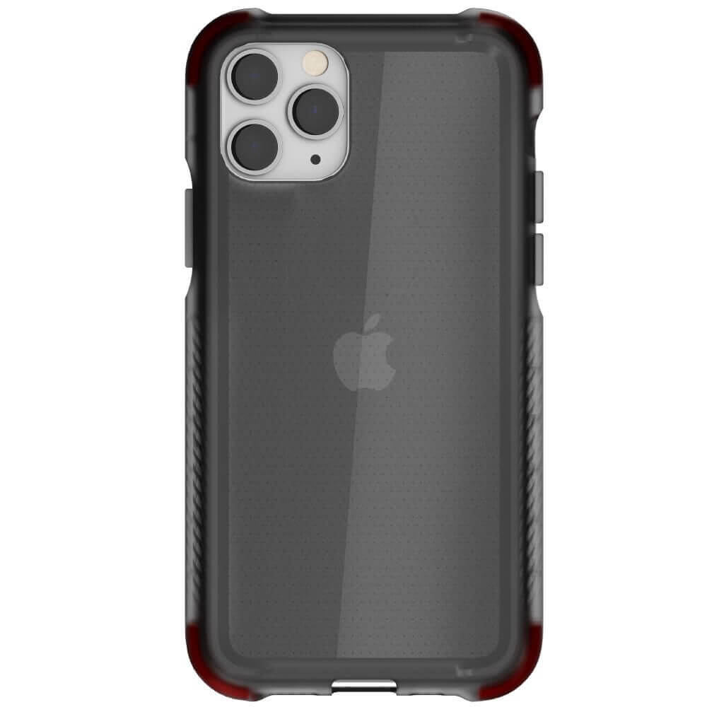 Ghostek Covert 3 Case — хибриден удароустойчив кейс за iPhone 11 Pro (черен-прозрачен) - 3