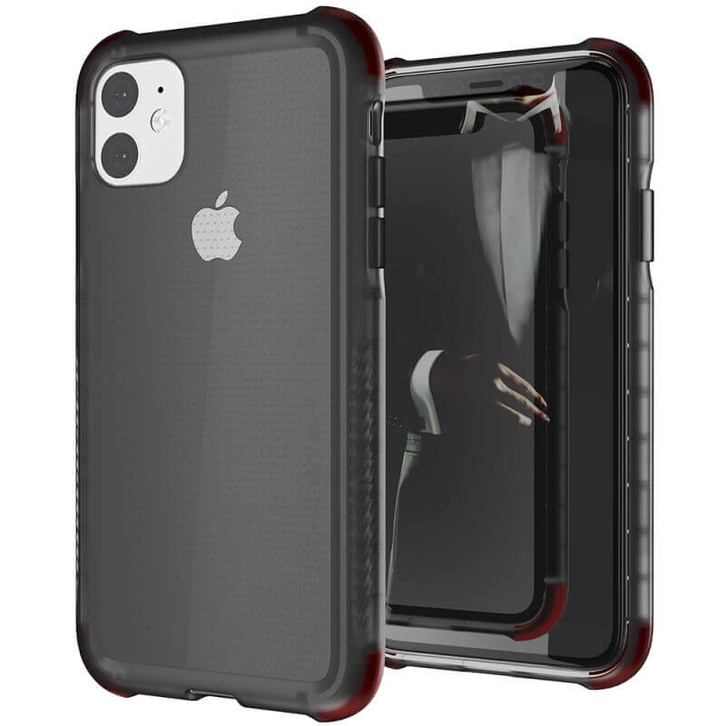 Ghostek Covert 3 Case — хибриден удароустойчив кейс за iPhone 11 Pro Max (черен) - 1