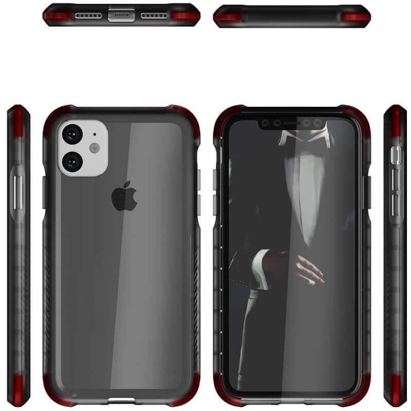 Ghostek Covert 3 Case — хибриден удароустойчив кейс за iPhone 11 Pro Max (черен) - 2