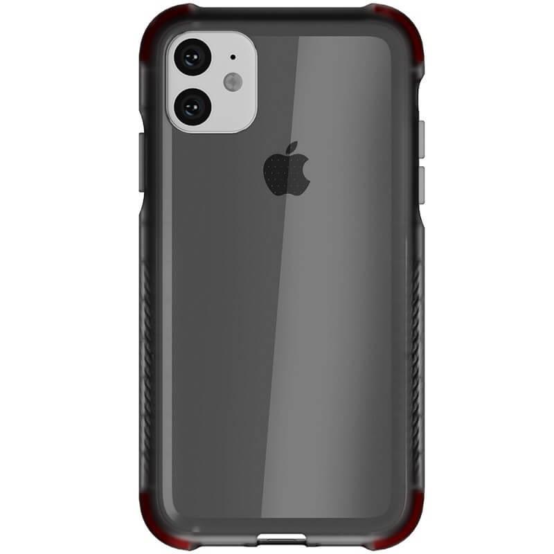 Ghostek Covert 3 Case — хибриден удароустойчив кейс за iPhone 11 Pro Max (черен) - 3
