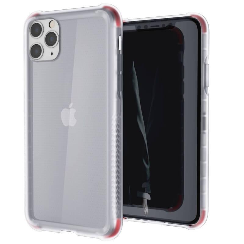 Ghostek Covert 3 Case — хибриден удароустойчив кейс за iPhone 11 Pro Max (прозрачен) - 1