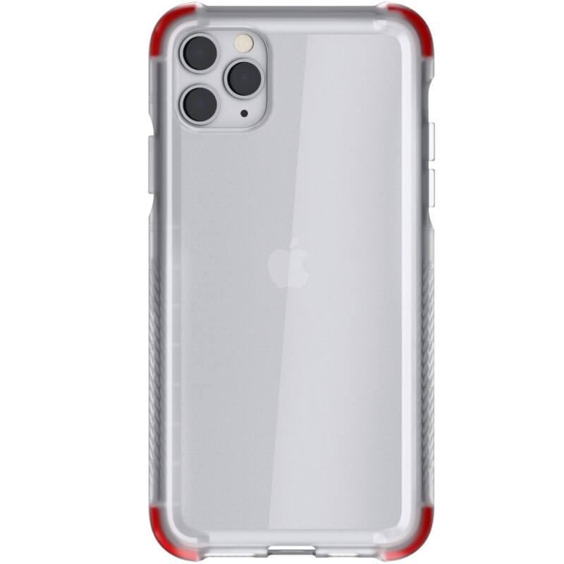 Ghostek Covert 3 Case — хибриден удароустойчив кейс за iPhone 11 Pro Max (прозрачен) - 2