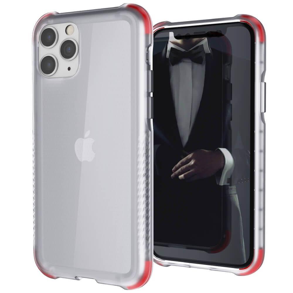 Ghostek Covert 3 Case — хибриден удароустойчив кейс за iPhone 11 Pro (прозрачен) - 1