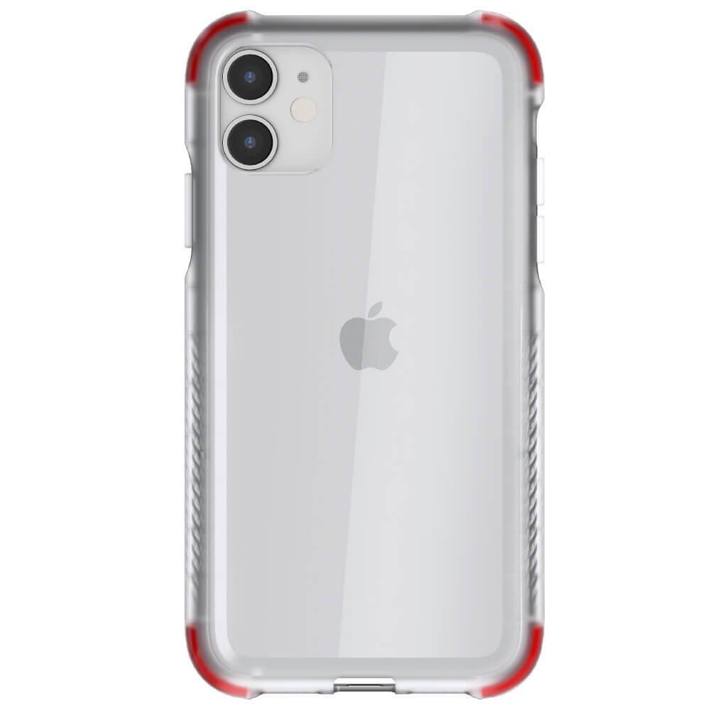 Ghostek Covert 3 Case — хибриден удароустойчив кейс за iPhone 11 (прозрачен) - 4