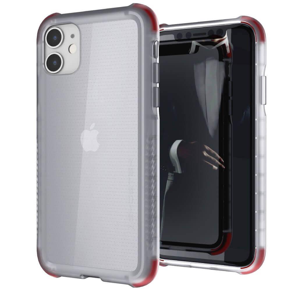 Ghostek Covert 3 Case — хибриден удароустойчив кейс за iPhone 11 (прозрачен) - 1