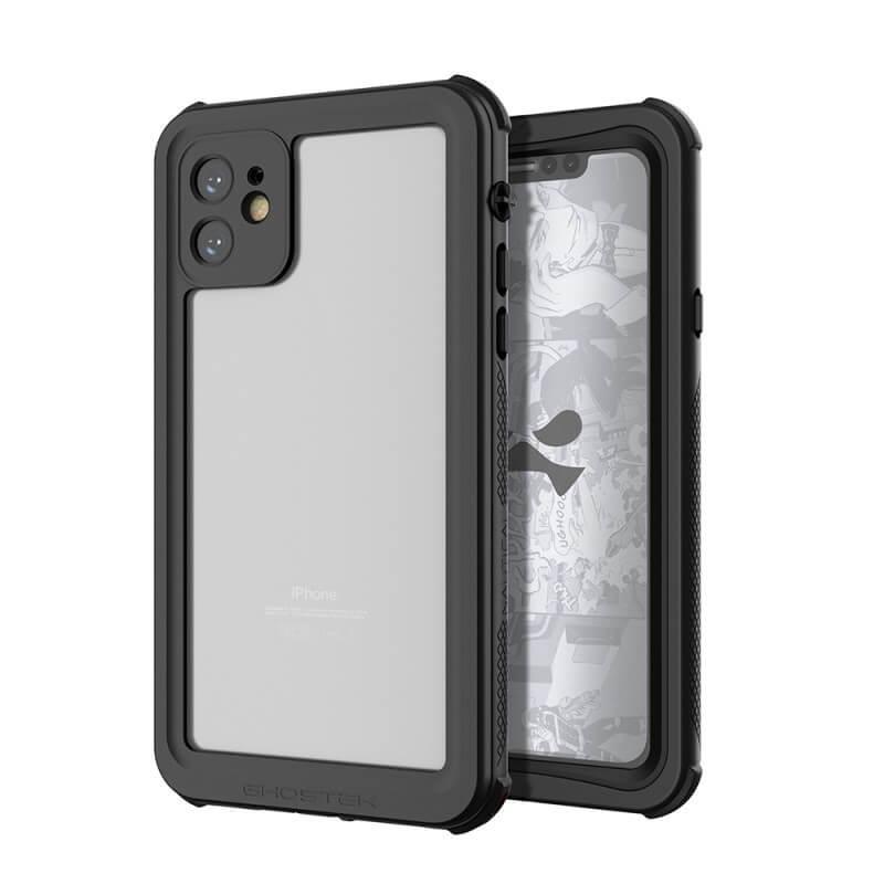 Ghostek Nautical 2 Case — ударо и водоустойчив кейс за iPhone 11 (черен) - 1