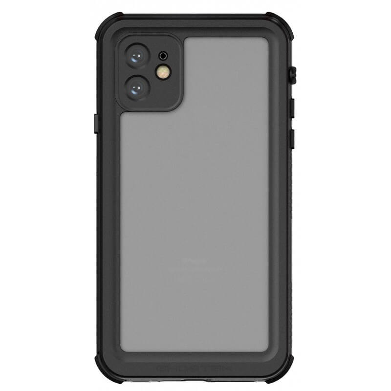 Ghostek Nautical 2 Case — ударо и водоустойчив кейс за iPhone 11 (черен) - 4