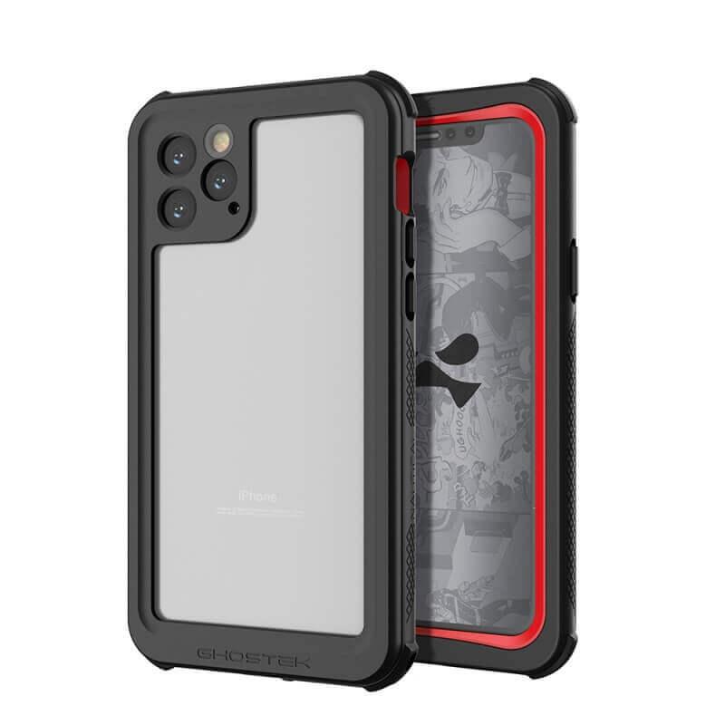 Ghostek Nautical 2 Case — ударо и водоустойчив кейс за iPhone 11 Pro (червен) - 1