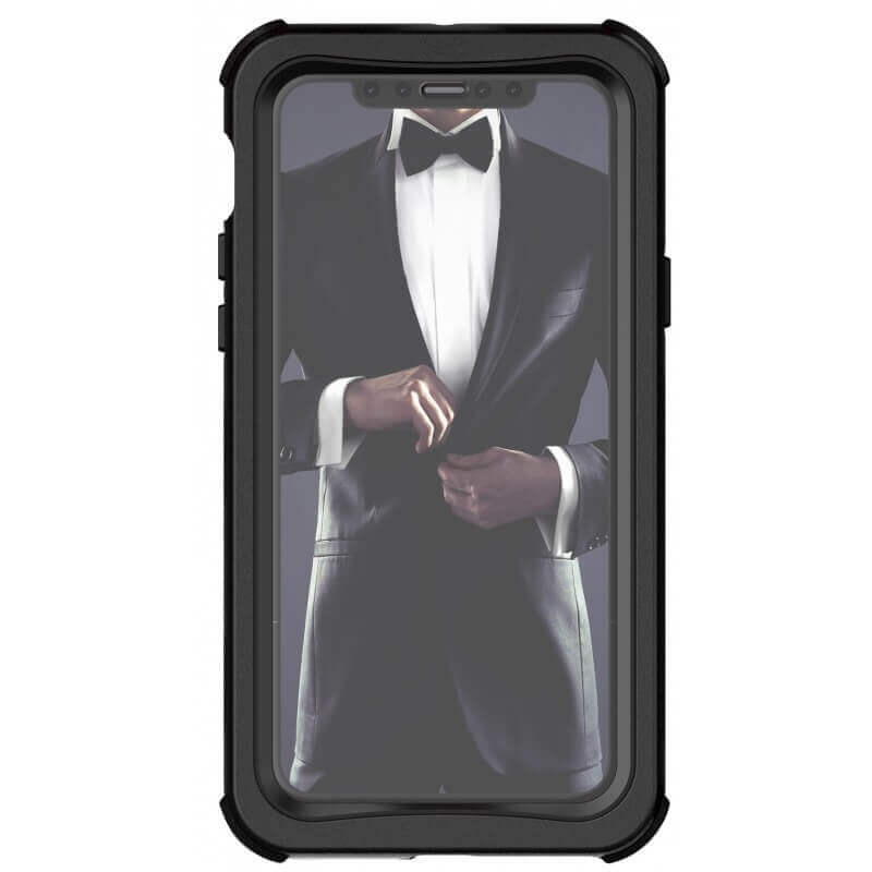 Ghostek Nautical 2 Case — ударо и водоустойчив кейс за iPhone 11 Pro Max (черен) - 2