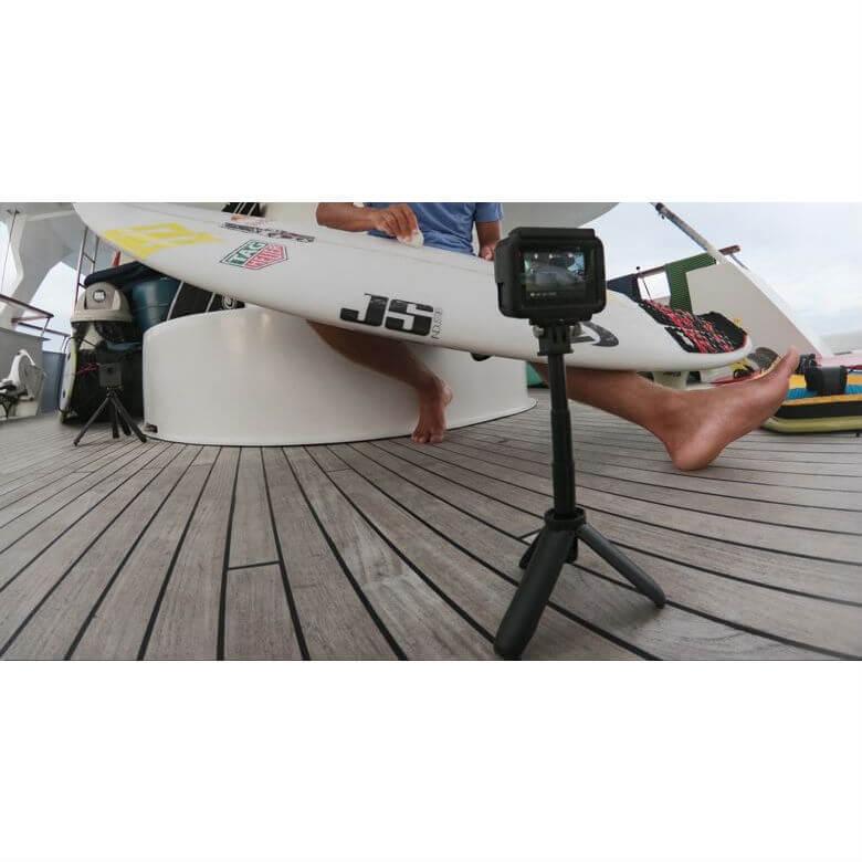 GoPro Shorty (Mini Extension Pole + Tripod) — мини удължител и трипод за GoPro камери - 4