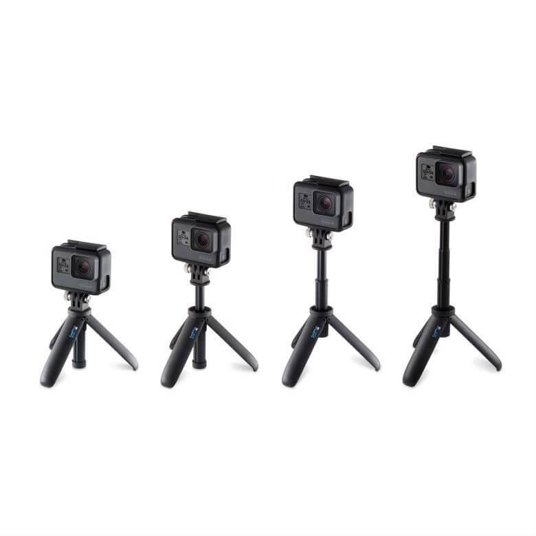 GoPro Shorty (Mini Extension Pole + Tripod) — мини удължител и трипод за GoPro камери - 2