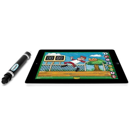 Griffin Crayola ColorStudio HD — рисувайте невероятни картини с приложение за рисуване за iPad Air 2, iPad Pro 9.7, iPad Air  - 1