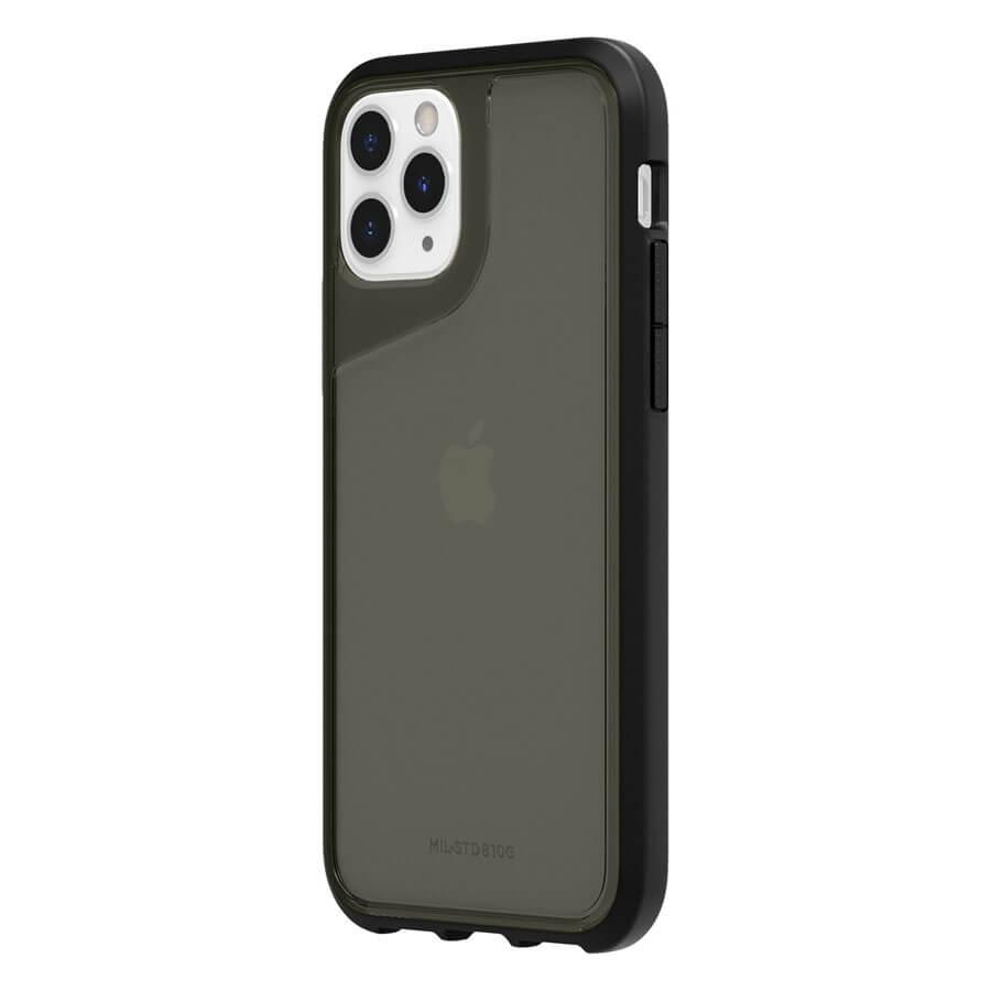 Griffin Survivor Strong — хибриден удароустойчив кейс за iPhone 11 Pro (черен) - 1