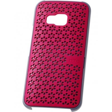 HTC Case Decostand HC K1150 — оригинален кейс с поставка и два задни панела за HTC One M9  - 4