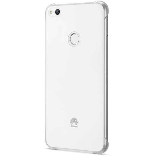 Huawei Faceplate Case — оригинален поликарбонатов кейс за Huawei P9 lite (2017) (прозрачен) (bulk) - 1