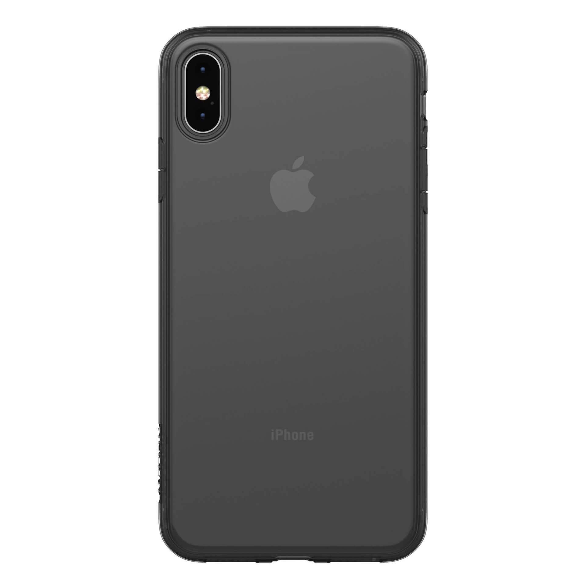 Incase Pop II Case — удароустойчив хибриден кейс за iPhone XS, iPhone X (черен) - 1
