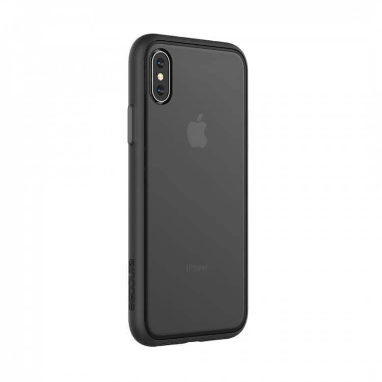 Incase Pop II Case — удароустойчив хибриден кейс за iPhone XS, iPhone X (черен) - 5