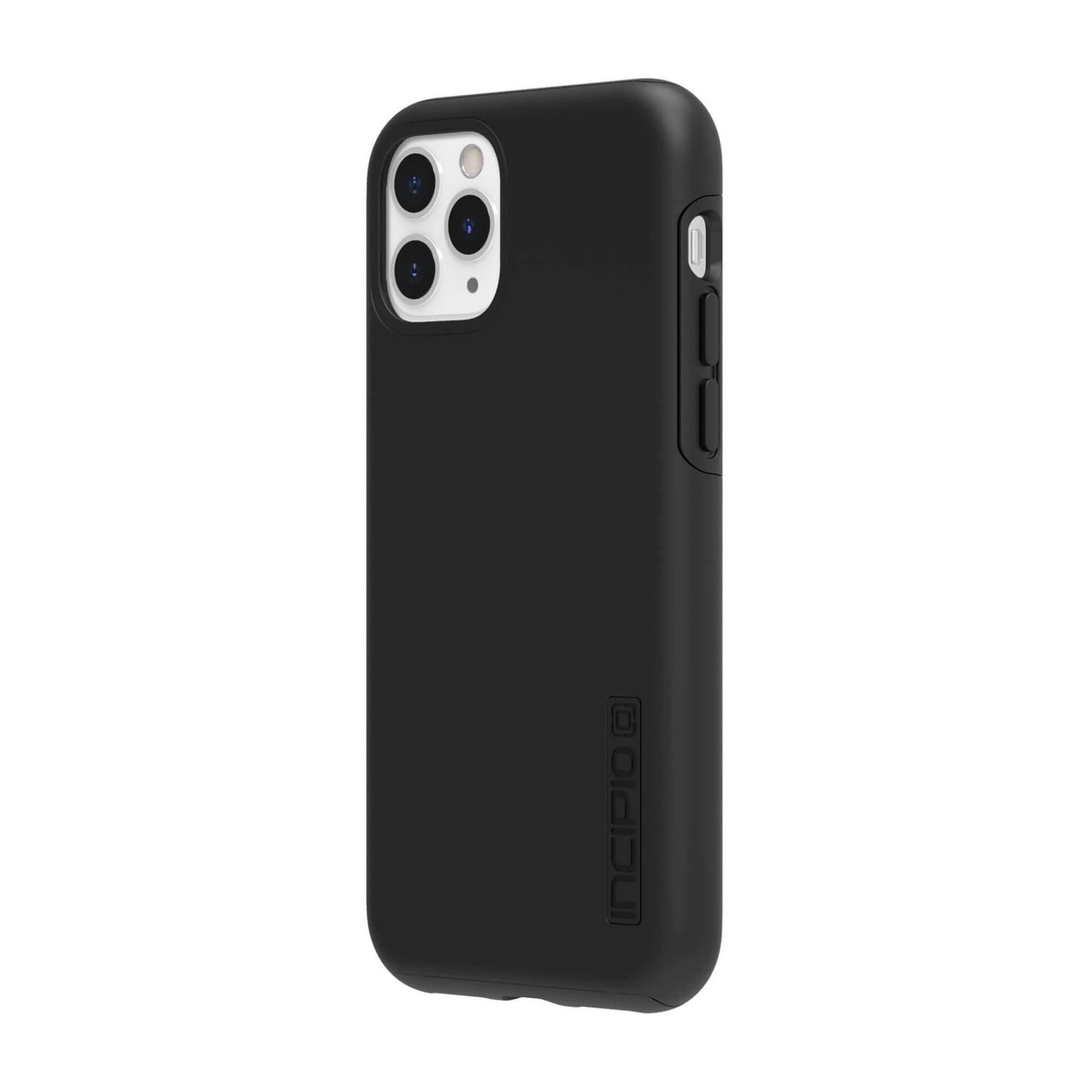 Incipio DualPro Case — удароустойчив хибриден кейс за iPhone 11 Pro (черен) - 2