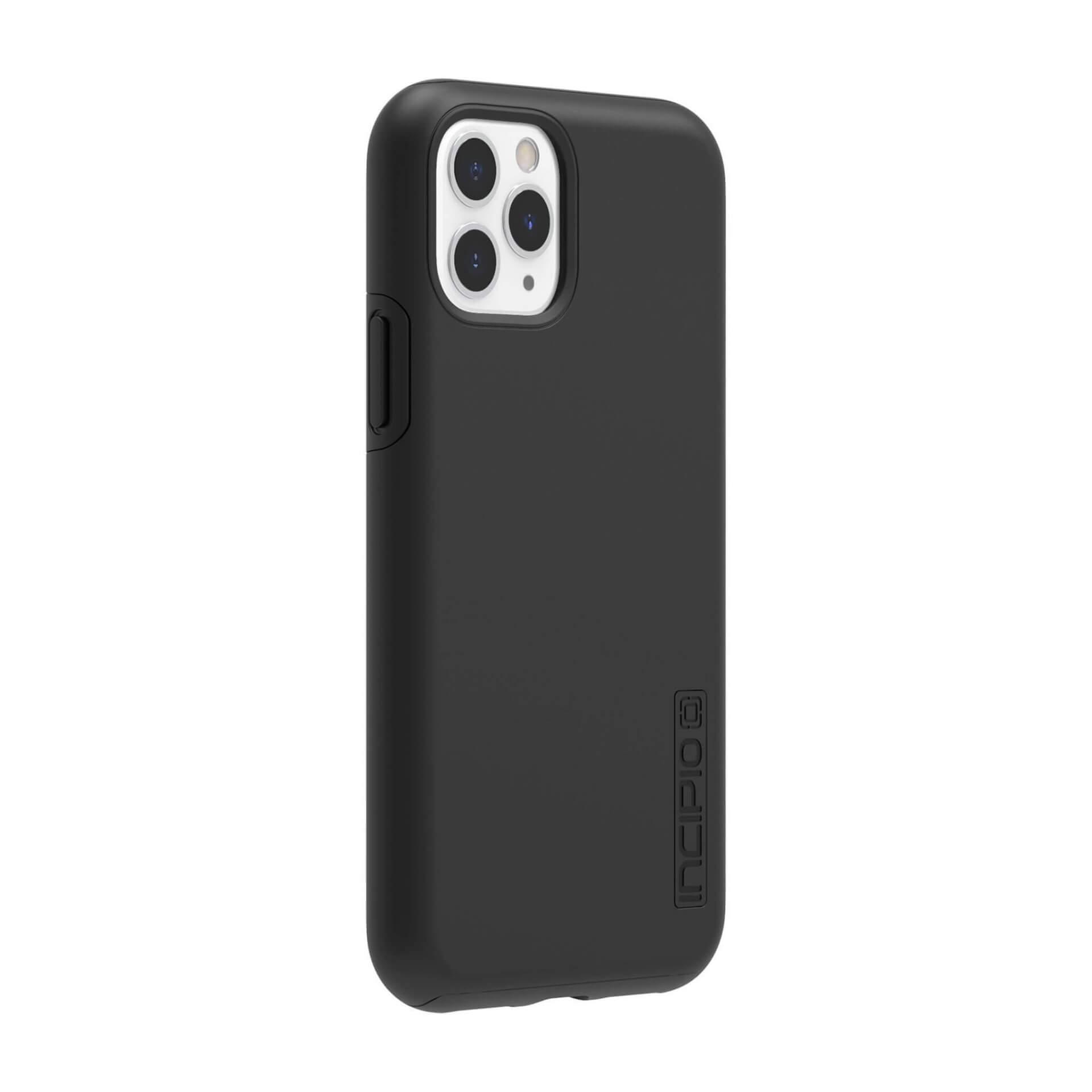 Incipio DualPro Case — удароустойчив хибриден кейс за iPhone 11 Pro Max (черен) - 5
