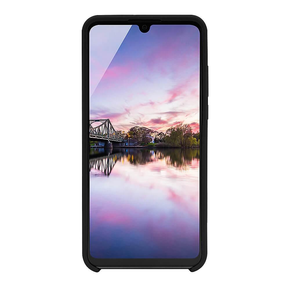 JT Berlin Silicone Case Steglitz — качествен силиконов кейс за Huawei P30 Lite (черен) - 2