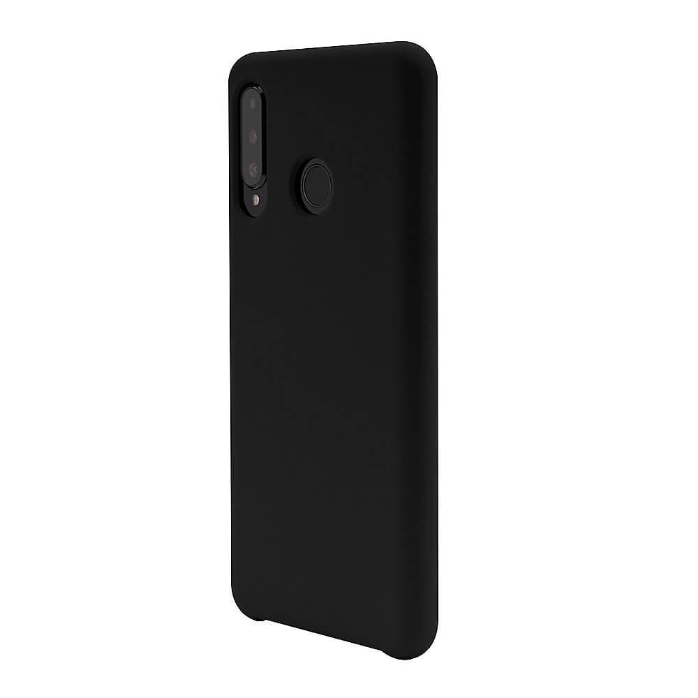 JT Berlin Silicone Case Steglitz — качествен силиконов кейс за Huawei P30 Lite (черен) - 3