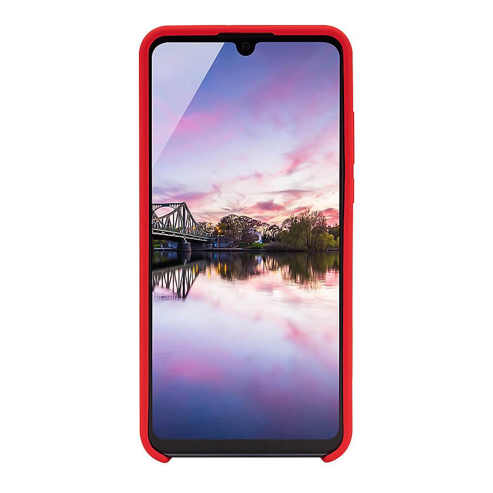 JT Berlin Silicone Case Steglitz — качествен силиконов кейс за Huawei P30 Lite (червен) - 3