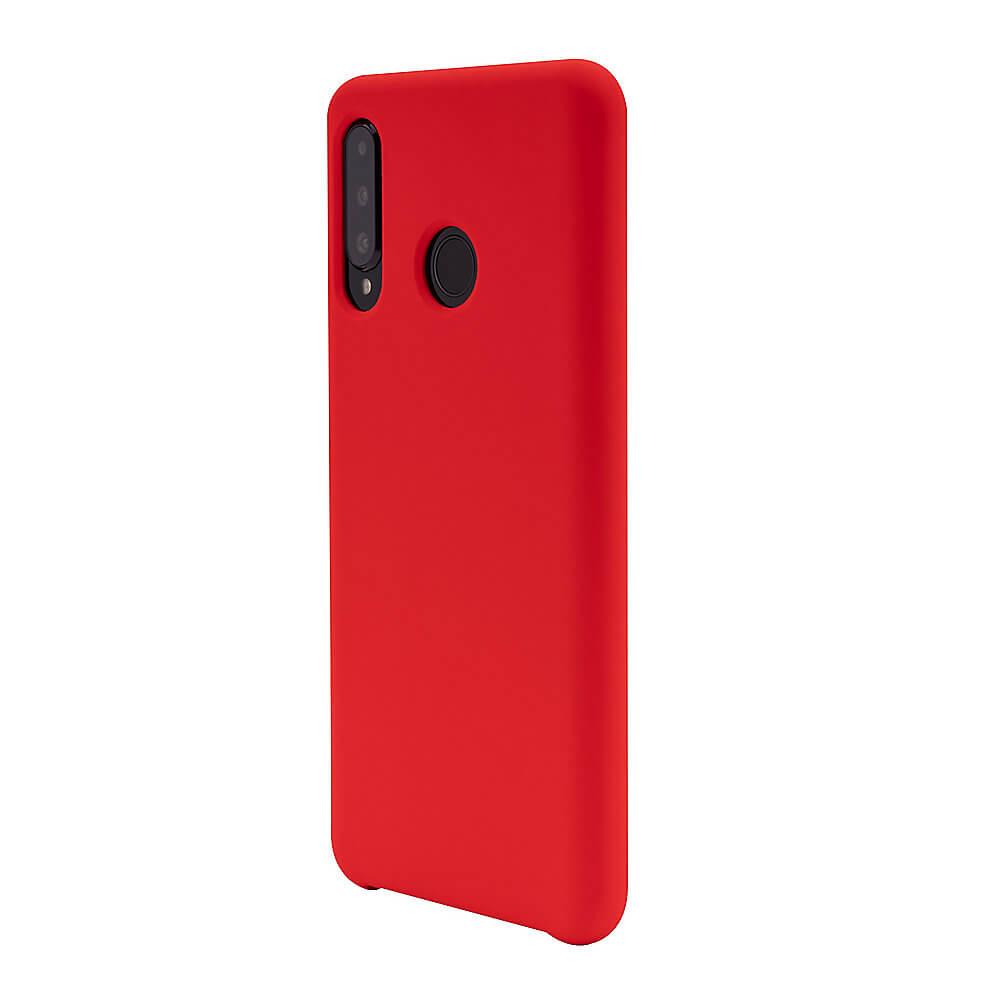 JT Berlin Silicone Case Steglitz — качествен силиконов кейс за Huawei P30 Lite (червен) - 2