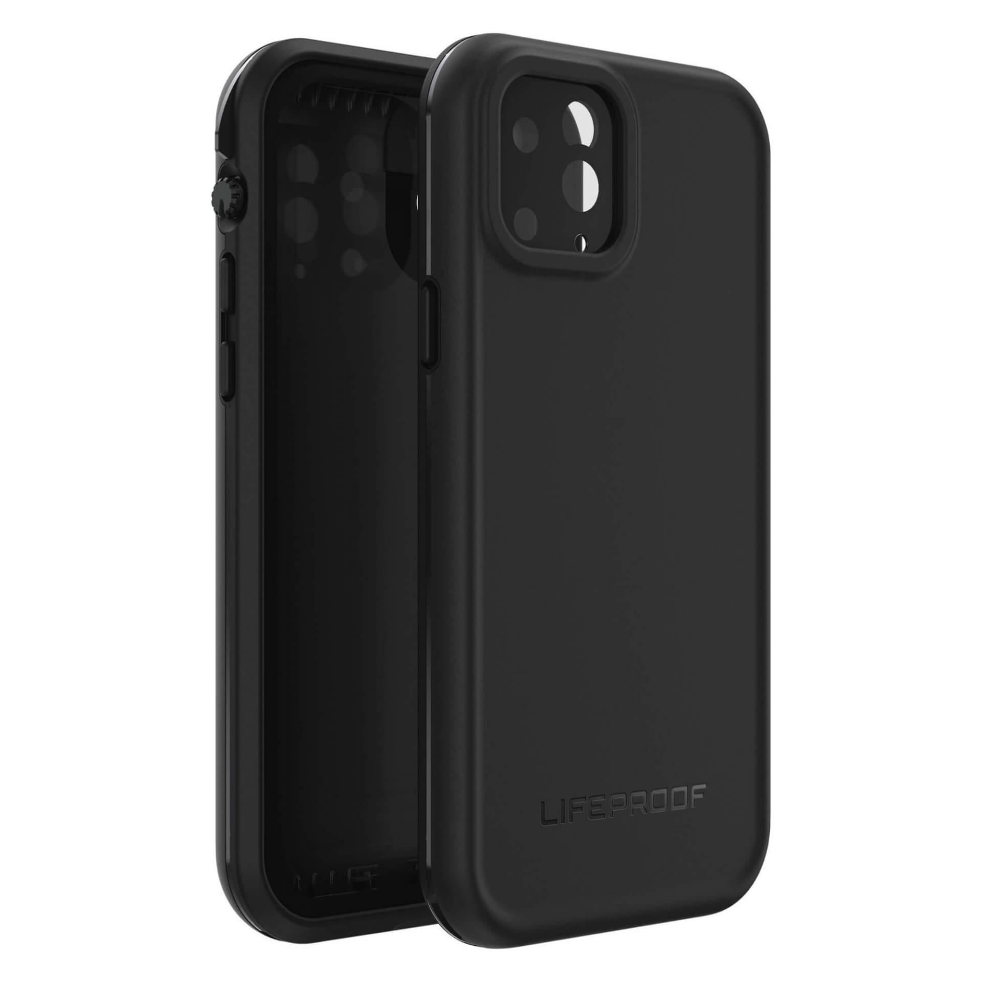LifeProof Fre — ударо и водоустойчив кейс за iPhone 11 Pro (черен) - 1