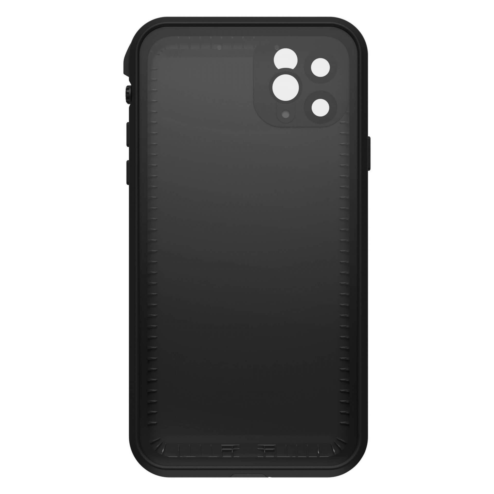 LifeProof Fre — ударо и водоустойчив кейс за iPhone 11 Pro Max (черен) - 2