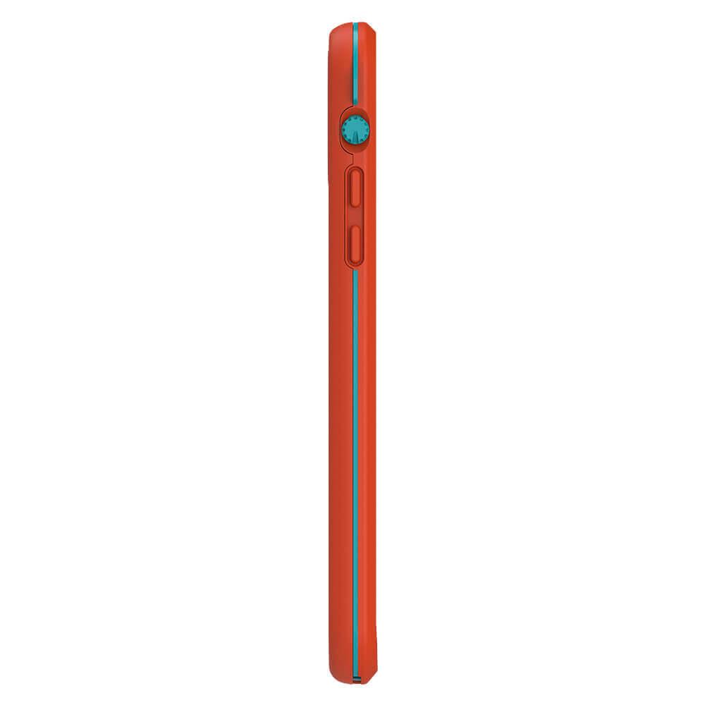LifeProof Fre — ударо и водоустойчив кейс за iPhone 11 Pro Max (оранжев) - 4