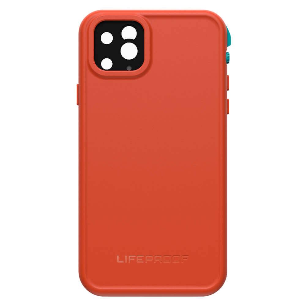 LifeProof Fre — ударо и водоустойчив кейс за iPhone 11 Pro Max (оранжев) - 3