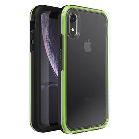 LifeProof Slam — удароустойчив кейс за iPhone XR (зелен) - 1
