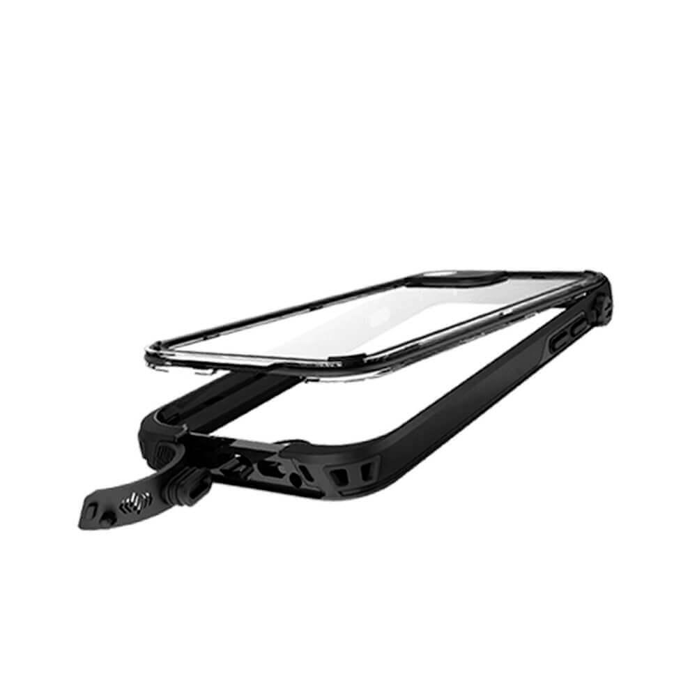 Liquipel AquaGuard Case — ударо и водоустойчив кейс за iPhone 8 Plus, iPhone 7 Plus (черен) - 3