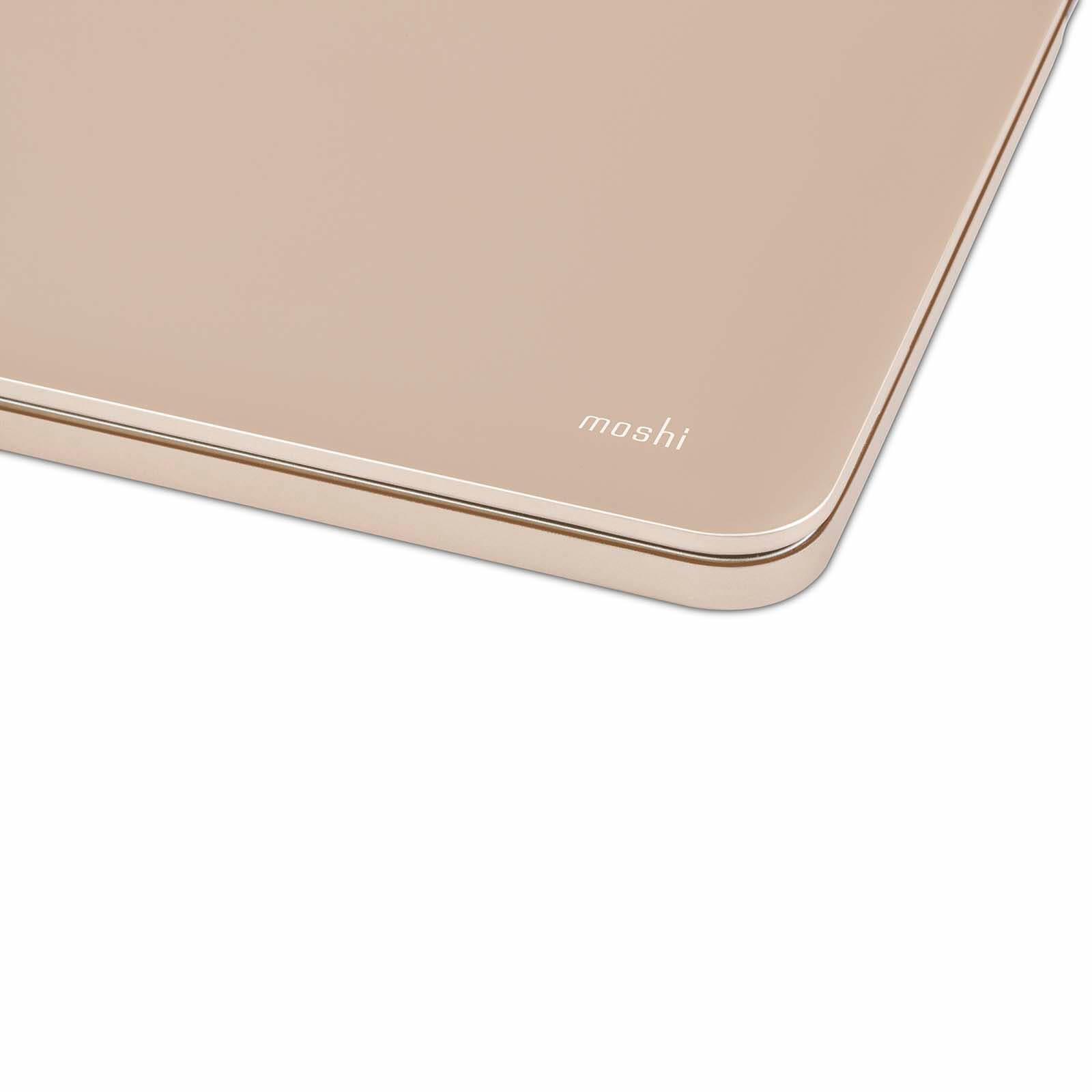 Moshi iGlaze Hard Case — предпазен кейс за MacBook Pro 13 Retina Display (златист) - 4