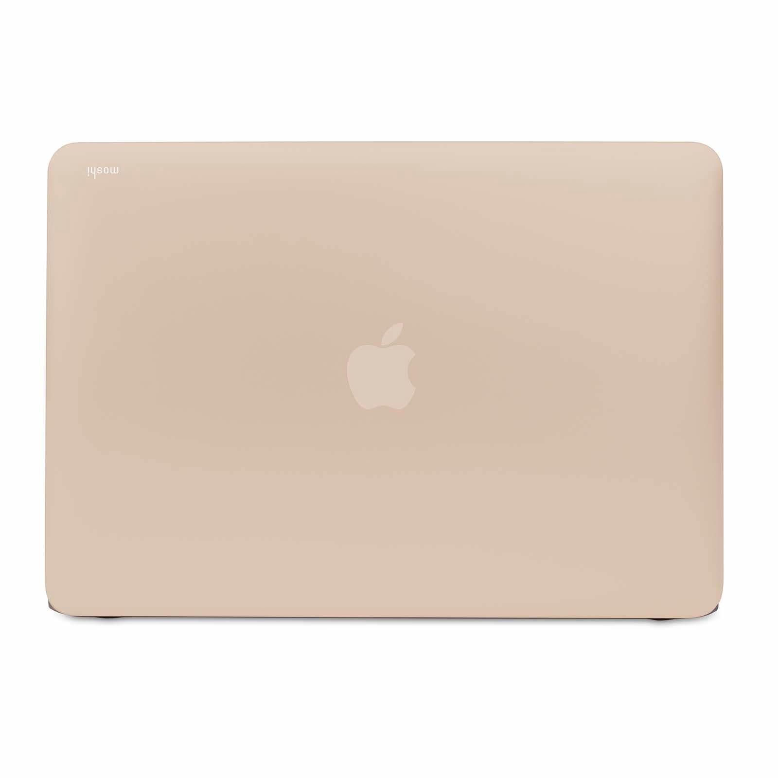 Moshi iGlaze Hard Case — предпазен кейс за MacBook Pro 13 Retina Display (златист) - 2