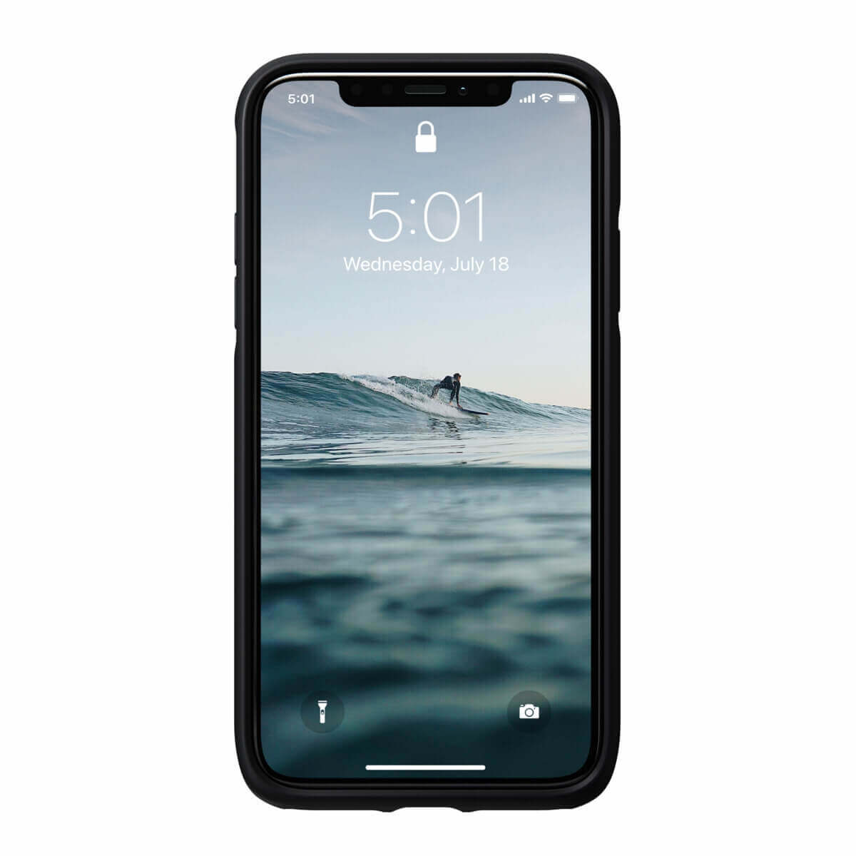 Nomad Leather Rugged Waterproof Case — кожен (естествена кожа) кейс за iPhone 11 (кафяв) - 2
