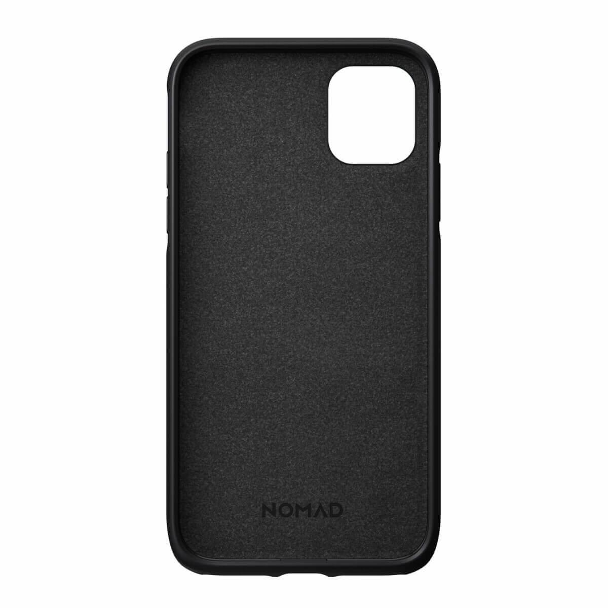 Nomad Leather Rugged Waterproof Case — кожен (естествена кожа) кейс за iPhone 11 (кафяв) - 4