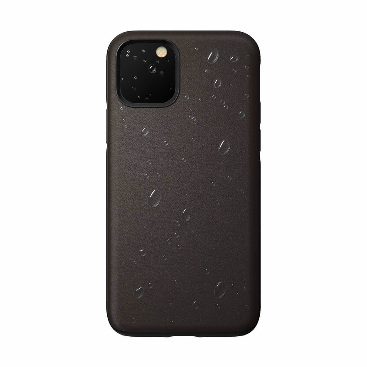 Nomad Leather Rugged Waterproof Case — кожен (естествена кожа) кейс за iPhone 11 Pro (кафяв) - 4