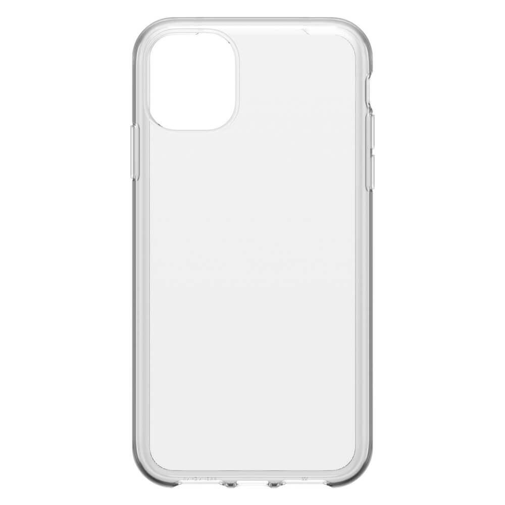 Otterbox Clearly Protected Skin Case — тънък силиконов кейс за iPhone 11 Pro Max (прозрачен) - 2