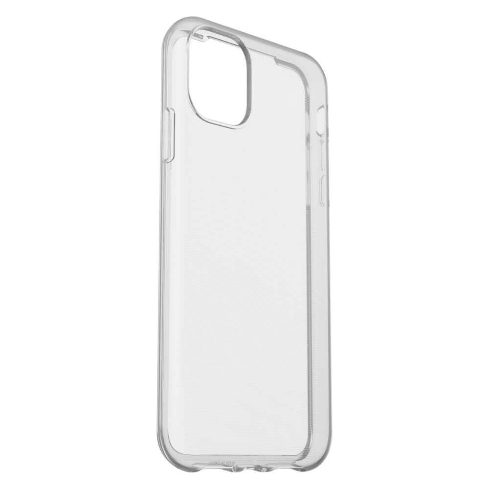 Otterbox Clearly Protected Skin Case — тънък силиконов кейс за iPhone 11 Pro Max (прозрачен) - 3