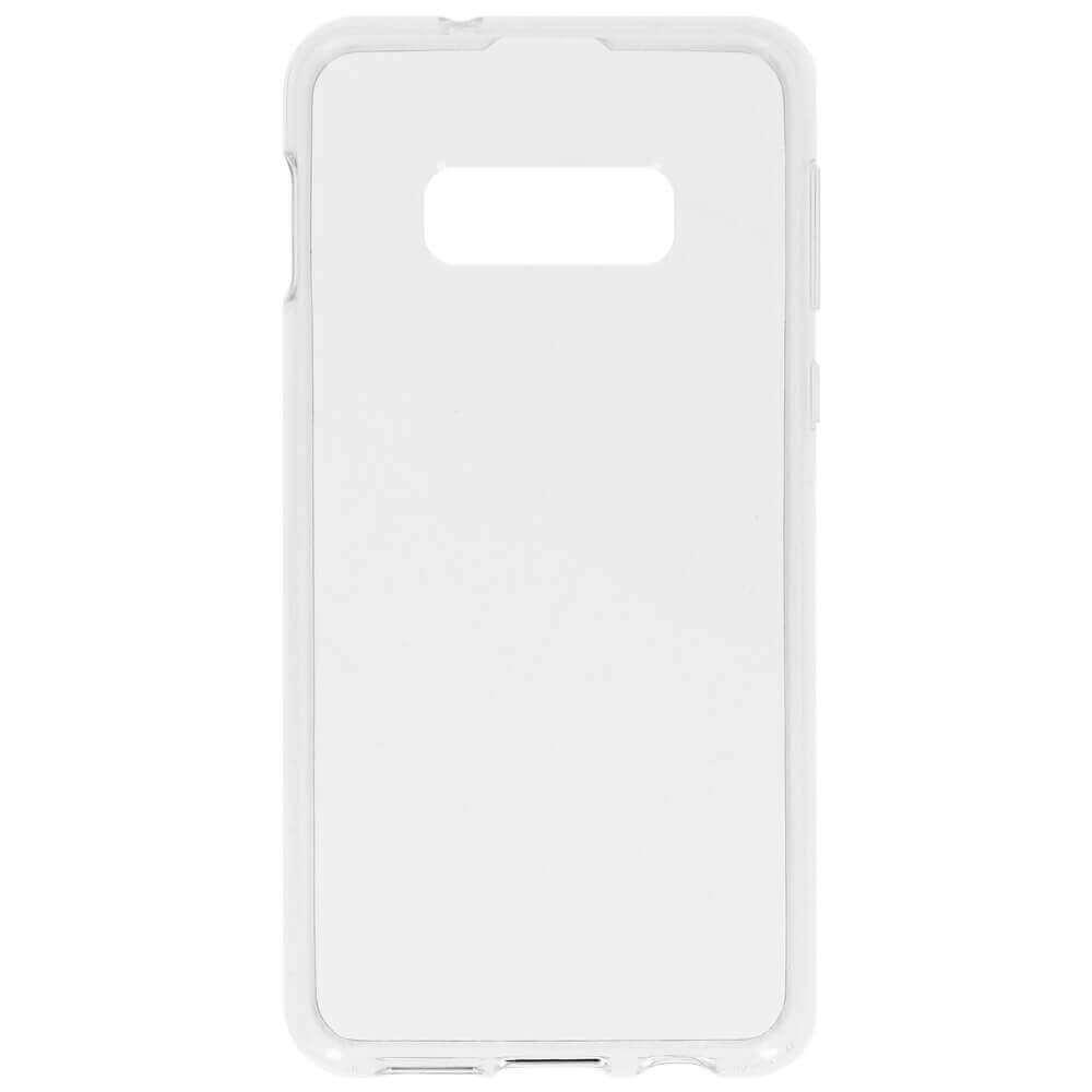 Otterbox Clearly Protected Skin Case — тънък силиконов кейс за Samsung Galaxy S10E (прозрачен) - 3