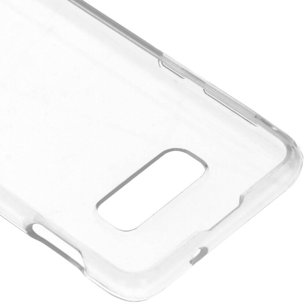 Otterbox Clearly Protected Skin Case — тънък силиконов кейс за Samsung Galaxy S10E (прозрачен) - 4
