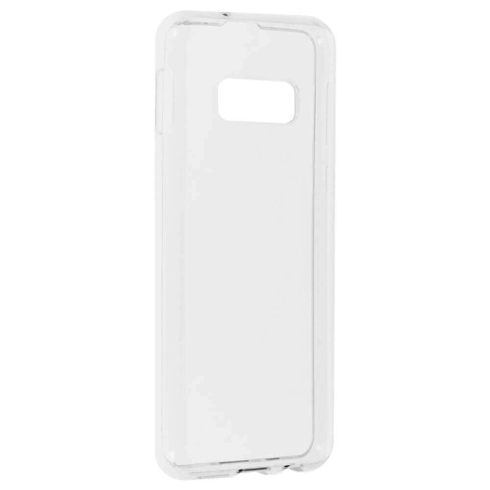 Otterbox Clearly Protected Skin Case — тънък силиконов кейс за Samsung Galaxy S10E (прозрачен) - 1