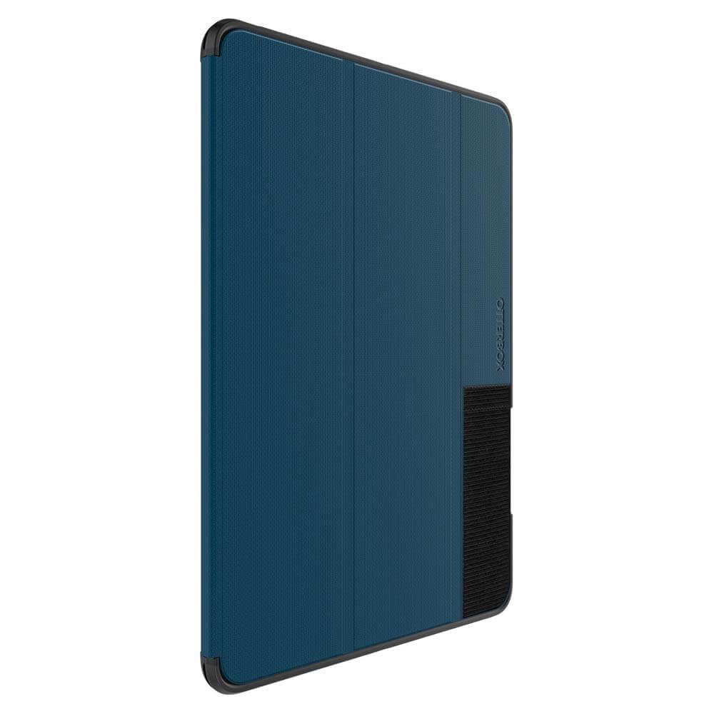Otterbox Symmetry Folio Case — хибриден удароустойчив кейс, тип папка за iPad 5 (2017), iPad 6 (2018) (син) (bulk) - 4