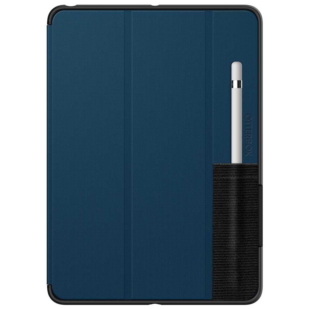 Otterbox Symmetry Folio Case — хибриден удароустойчив кейс, тип папка за iPad 5 (2017), iPad 6 (2018) (син) (bulk) - 1