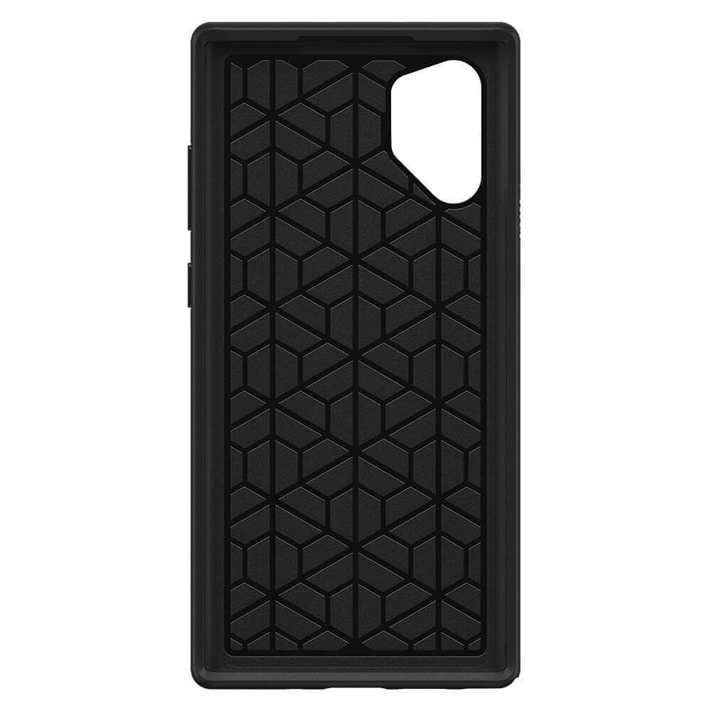 Otterbox Symmetry Series Case — хибриден кейс с висока защита за Samsung Galaxy Note 10 Plus (черен) - 5