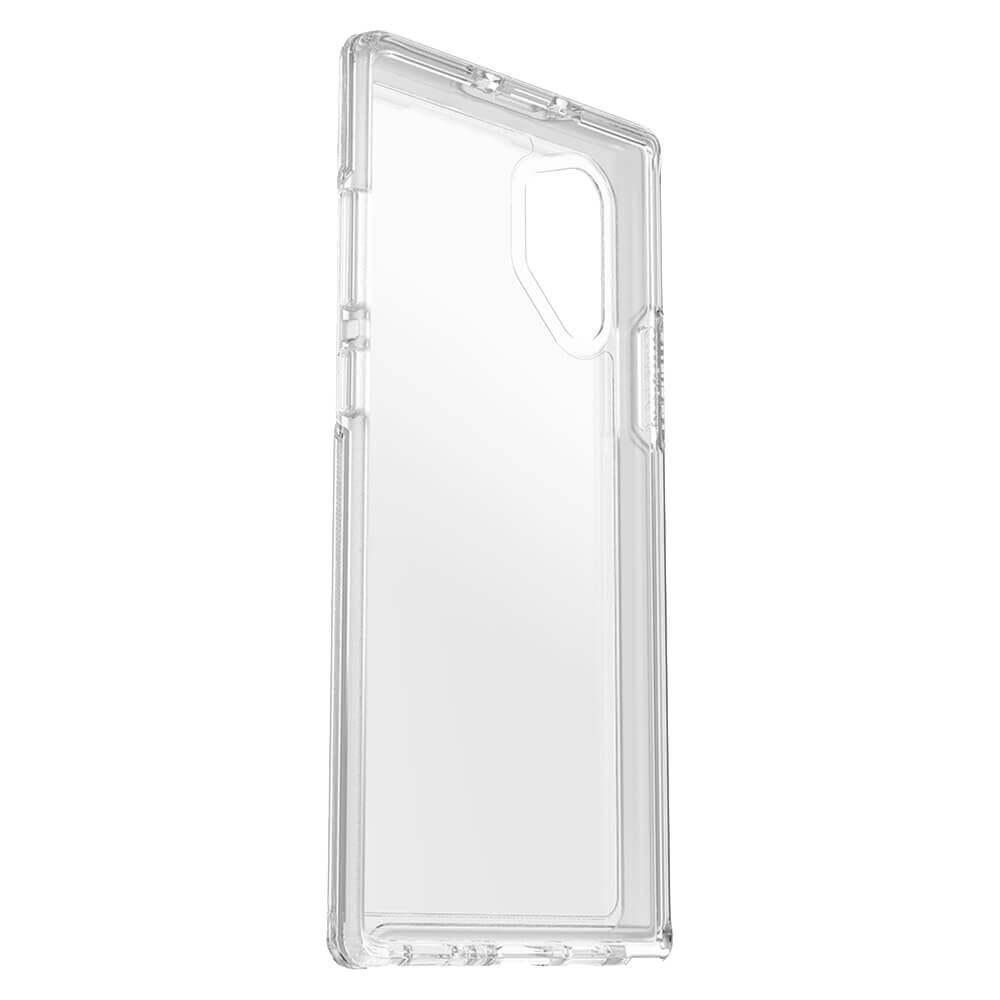 Otterbox Symmetry Series Case — хибриден кейс с висока защита за Samsung Galaxy Note 10 Plus (прозрачен) - 5
