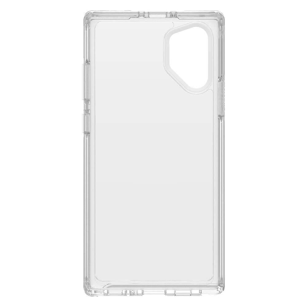 Otterbox Symmetry Series Case — хибриден кейс с висока защита за Samsung Galaxy Note 10 Plus (прозрачен) - 4